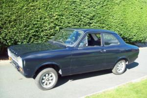 Ford Escort MK1 MKI 2 Door Type 48 very early ideal Twin Cam donor