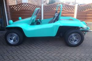 VW Baja 1600cc Beach Buggy Tax Exempt