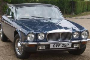 1976 DAIMLER 4.2 VANDEN PLAS AUTO BLUE Photo