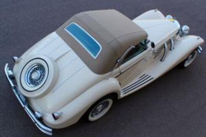 1936 Replica/Kit Makes Mercedes Benz Thoroughbred  540K 500K 540 K