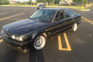 1989 BMW 5-Series bmw alpina b10