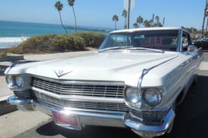 1964 Cadillac DeVille Coupe De Ville Photo