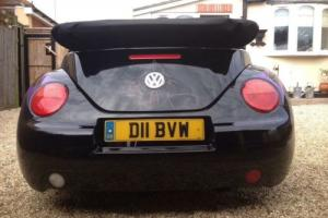 VW beetle cabroilet Photo