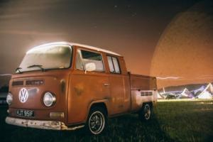 1967 VW Early bay, Twin Cab Pickup (Double cab) DOKA. Type 2 Volkswagen Photo