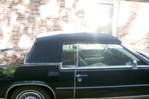 1982 Cadillac Eldorado