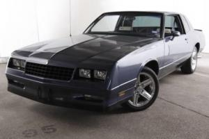1983 Chevrolet Monte Carlo Sport SS