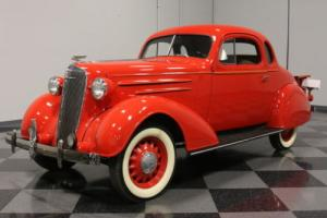 1936 Chevrolet Coupe Truck