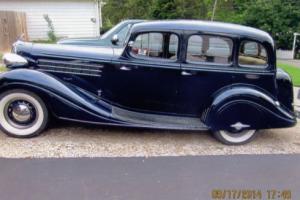 1935 Hudson hudson suburban