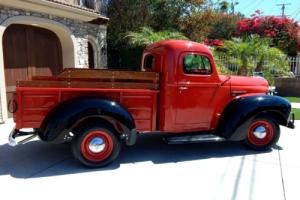1949 International Harvester KB 1 Short Bed Pick Up Truck - Restored