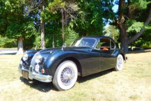 1956 Jaguar XK 140 Photo
