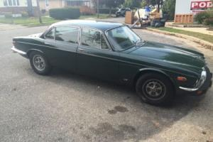 1975 Jaguar XJ6 L Photo