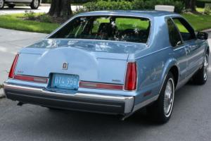 1988 Lincoln Mark Series MARK VII - BILL BLASS - 29K MILES