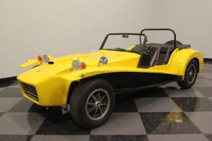 1972 Lotus Super Seven S4 Photo