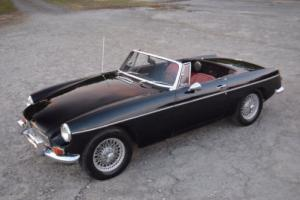 1968 MG MGB Photo