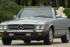 1985 Mercedes-Benz SL-Class 380SL ROADSTER