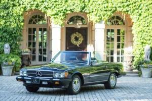1987 Mercedes-Benz 500-Series Roadster