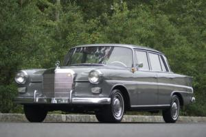 1964 Mercedes-Benz 190-Series