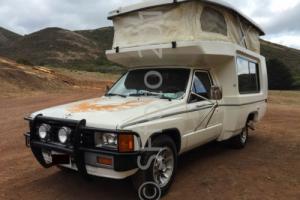 1984 Toyota Other Pickup SR5 Bandit Mini Camper RV 17ft