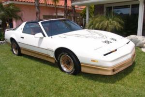 1985 Pontiac Trans Am Firebird