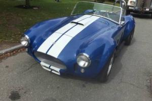 1966 Shelby cobra Photo