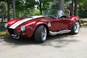 1965 Shelby Backdraft Roadster 427