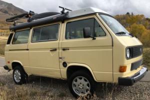 1984 Volkswagen Bus/Vanagon Westfalia Photo