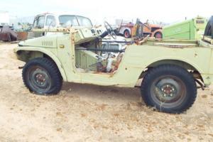 1970 Suzuki Samurai