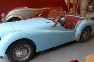 1960 Triumph TR3 TR3 Photo