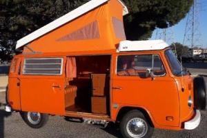 1974 Volkswagen Bus/Vanagon westfalia