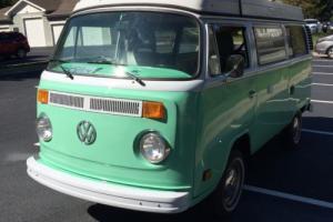 1977 Volkswagen Bus/Vanagon Westfalia