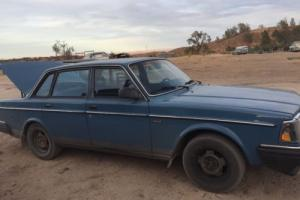 1986 Volvo 240 244