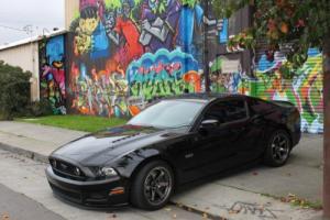 2013 Ford Mustang brembo brake model