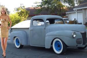 1941 Ford Other Traditional Full Kustom Truck V8