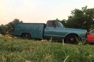 1971 Chevrolet Other Pickups C20 Photo