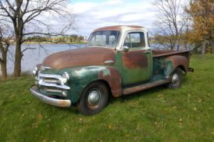 1954 Chevrolet Other Pickups Hydromatic