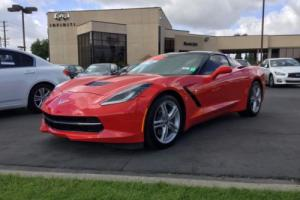 2016 Chevrolet Corvette 2dr Stingray Coupe w/1LT