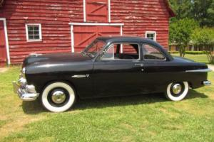 1951 Ford Business Coupe Deluxe