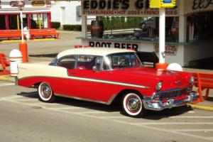 1956 Chevrolet Bel Air/150/210 HARDTOP SPORT COUPE Photo