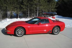 2004 Chevrolet Corvette ZO6