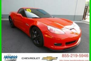 2013 Chevrolet Corvette Grand Sport 1LT