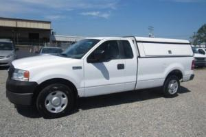2008 Ford F-150 XL Regular Cab Longbed 2WD