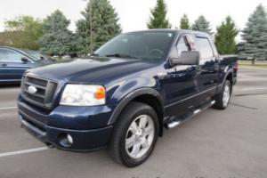 "2006 Ford F-150 SuperCrew 139"" FX4 4WD"