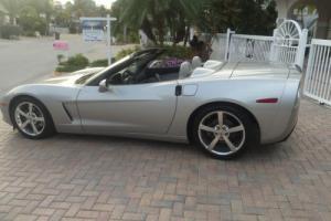 2008 Chevrolet Corvette 3LT package