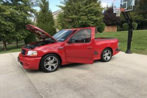2003 Ford F-150 Lightning Supercharged With Only 4,856 Miles