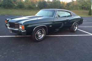 1972 Chevrolet Chevelle ss clone