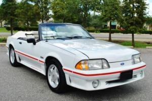 1990 Ford Mustang GT Convertible 57,091 Original Miles! Top-Notch!