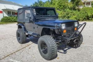 1992 Jeep Wrangler Photo