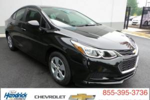 2016 Chevrolet Cruze 4dr Sedan Automatic LS Photo