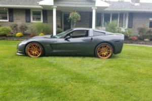 2009 Chevrolet Corvette Supercharged Photo