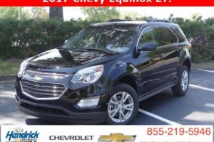 2017 Chevrolet Equinox FWD 4dr LT w/1LT Photo